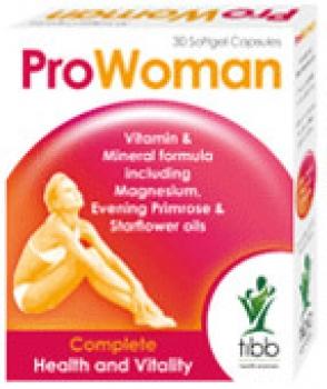 Prowoman softgel capsule 30